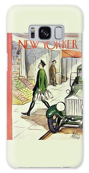 New Yorker October 22 1932 Galaxy Case