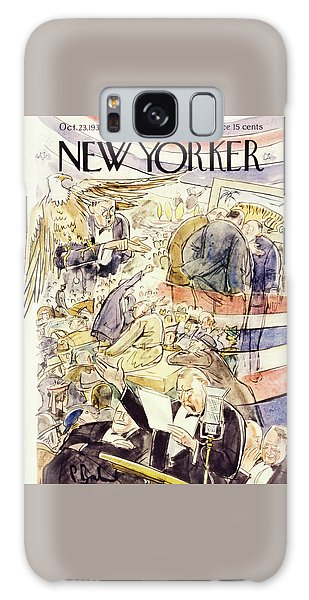 New Yorker October 23 1937 Galaxy Case