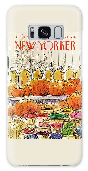 New Yorker October 25th, 1976 Galaxy Case