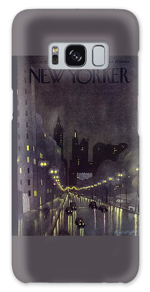 New Yorker October 29 1932 Galaxy Case