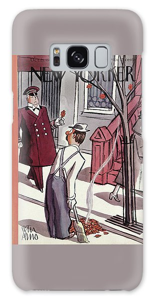 New Yorker October 29th, 1938 Galaxy Case