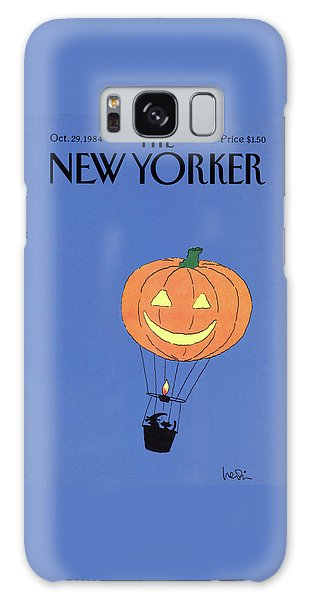 New Yorker October 29th, 1984 Galaxy Case
