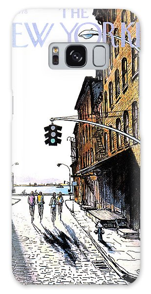 New Yorker October 2nd, 1978 Galaxy Case