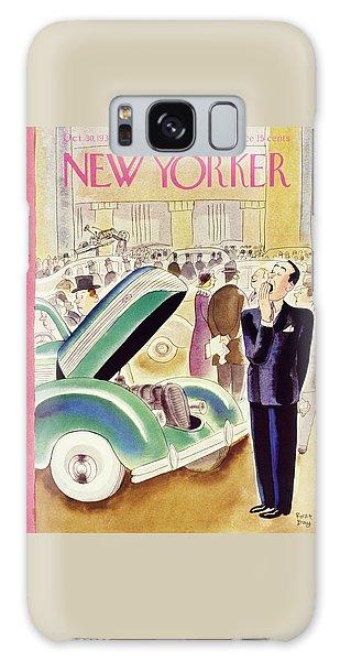 New Yorker October 30 1937 Galaxy Case