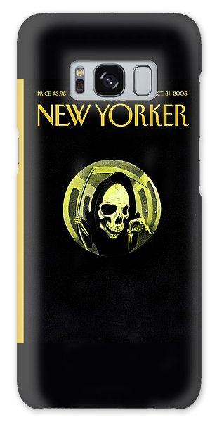 New Yorker October 31st, 2005 Galaxy Case