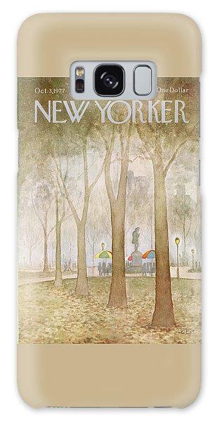 New Yorker October 3rd, 1977 Galaxy Case