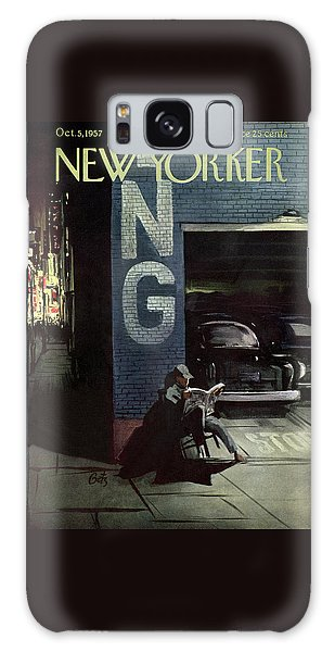 New Yorker October 5th, 1957 Galaxy Case