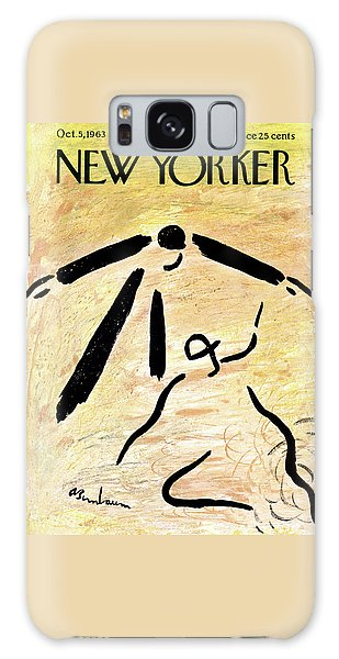 New Yorker October 5th, 1963 Galaxy Case