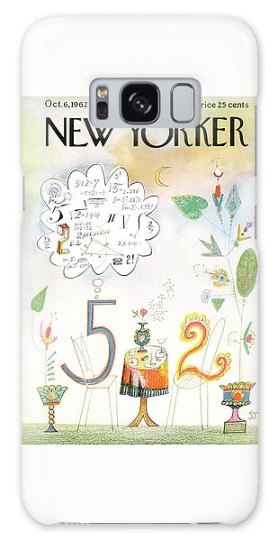 New Yorker October 6th, 1962 Galaxy Case
