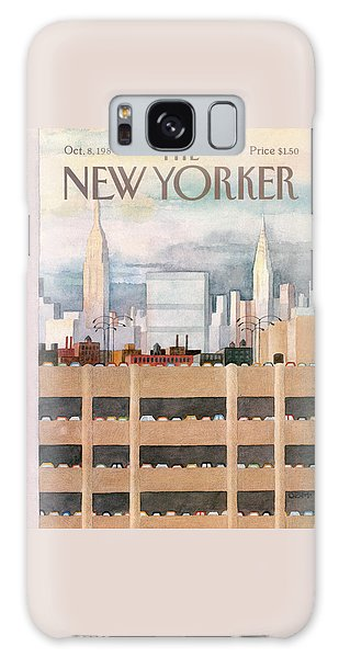 New Yorker October 8th, 1984 Galaxy Case