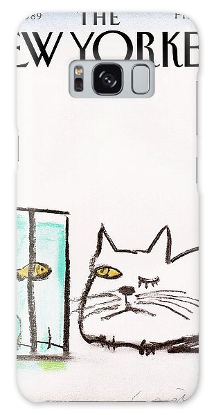 New Yorker September 11th, 1989 Galaxy S8 Case