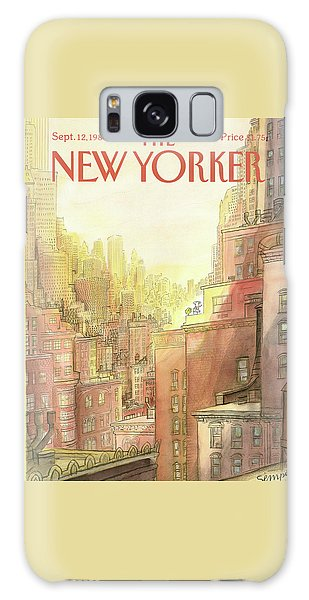 New Yorker September 12th, 1988 Galaxy Case