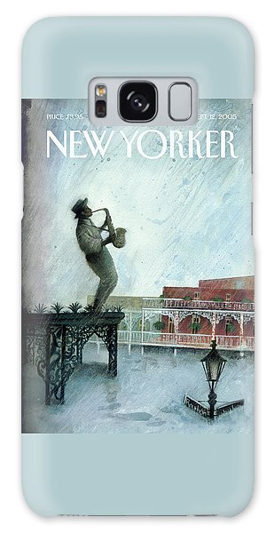 New Yorker September 12th, 2005 Galaxy Case