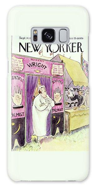 New Yorker September 14 1935 Galaxy Case