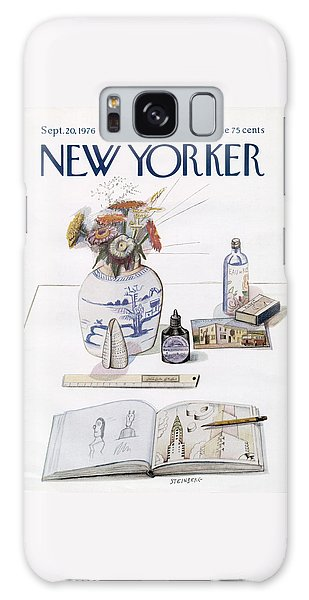 New Yorker September 20th, 1976 Galaxy Case