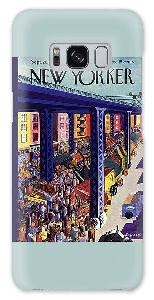 New Yorker September 21 1935 Galaxy Case