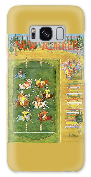 New Yorker September 21st, 1963 Galaxy Case