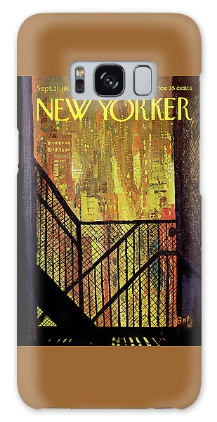 New Yorker September 21st, 1968 Galaxy Case