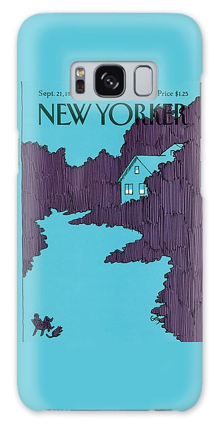New Yorker September 21st, 1981 Galaxy Case