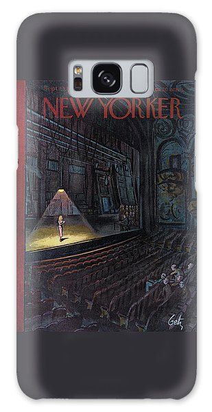 New Yorker September 23rd, 1950 Galaxy Case