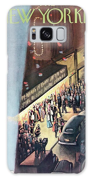 New Yorker September 26th, 1953 Galaxy Case