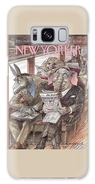 New Yorker September 28th, 1998 Galaxy Case