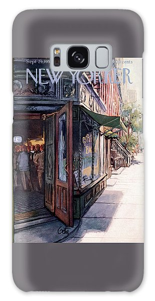 New Yorker September 29th, 1956 Galaxy Case