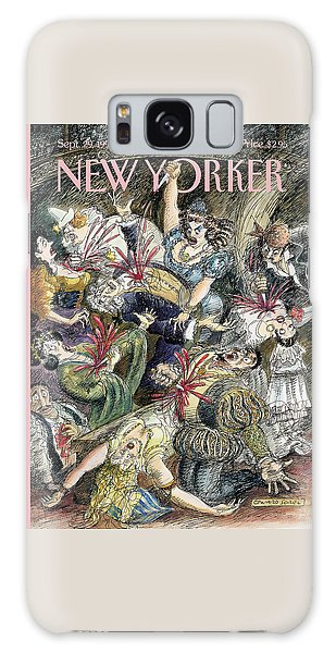 New Yorker September 29th, 1997 Galaxy Case