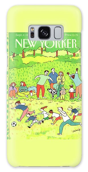 New Yorker September 2nd, 1991 Galaxy Case