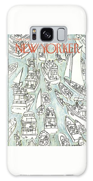 New Yorker September 4th, 1978 Galaxy Case