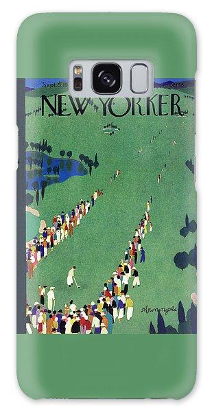 New Yorker September 5 1936 Galaxy Case