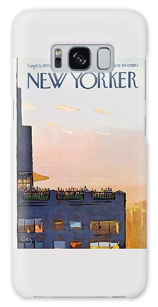 New Yorker September 5th, 1970 Galaxy Case