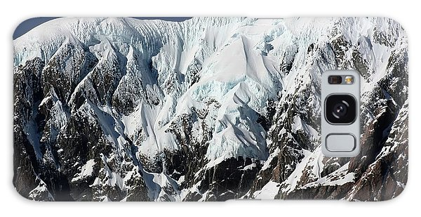 New Zealand Mountains Galaxy Case