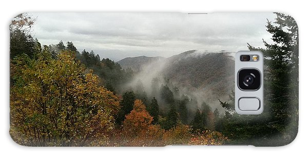 Newfound Gap Overlook Tennessee Galaxy Case by Brian Johnson