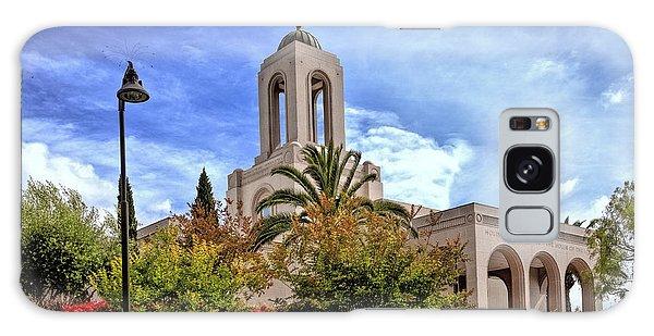 Newport Beach Temple Galaxy Case
