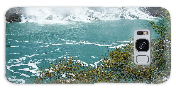 Galaxy Case - Niagara - American Falls In Spring by Phil Banks