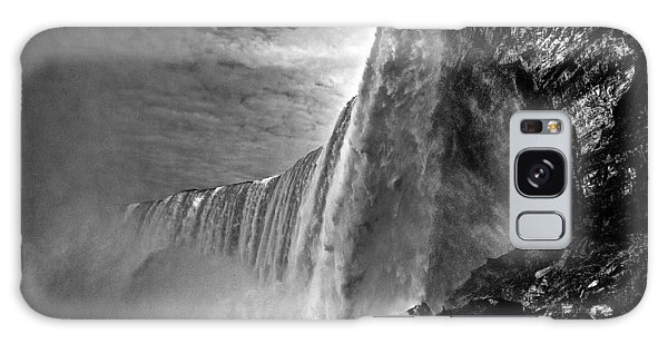 Niagara Falls From The Side Galaxy Case by Andre Faubert