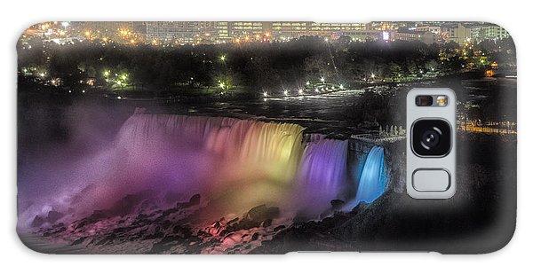 Niagara Falls Galaxy Case by JRP Photography
