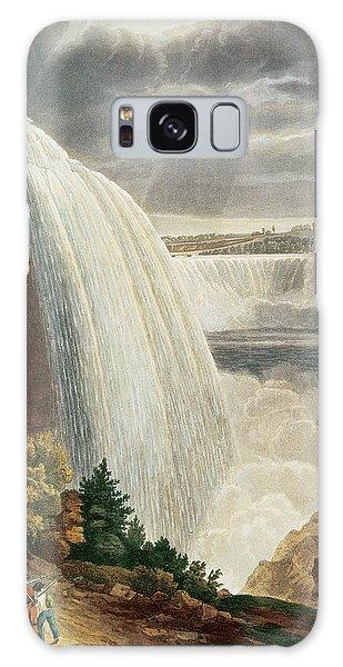 Waterfall Galaxy Case - Niagara Falls by HJ Bennett