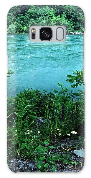 Niagara River Gorge  Galaxy Case