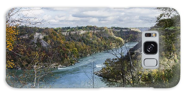 Niagara River Galaxy Case by JRP Photography