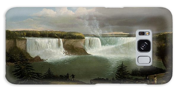 Niagra Falls By Alvan Fisher Galaxy Case
