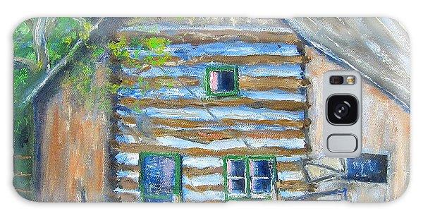 Nick's Barn Galaxy Case by Kathryn Barry