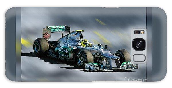 Nico Rosberg Mercedes Benz Galaxy Case