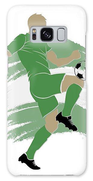 Nigeria Galaxy Case - Nigeria Soccer Player by Joe Hamilton