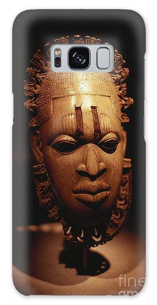 Nigeria Galaxy Case - Nigerian Ivory Mask by Bedrich Grunzweig