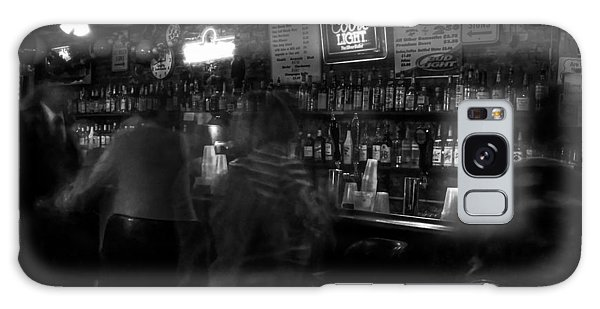 Night At A French Quarter Bar Galaxy Case