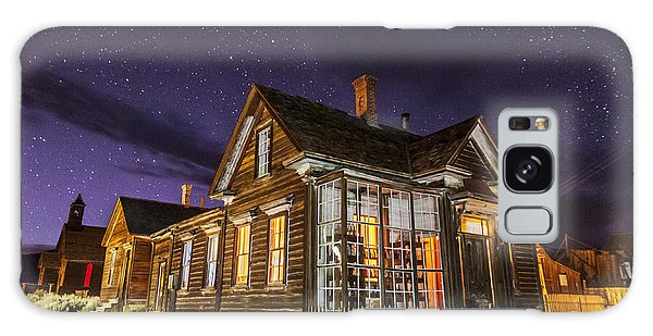 Bodie Galaxy Case - Night At The Cain House by Cat Connor