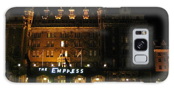 Night At The Empress Hotel Galaxy Case