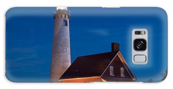 Night At The Lighthouse Galaxy Case